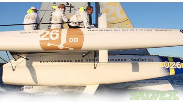 Fast Sailing Racing Boats - Brand New (10 Units)
