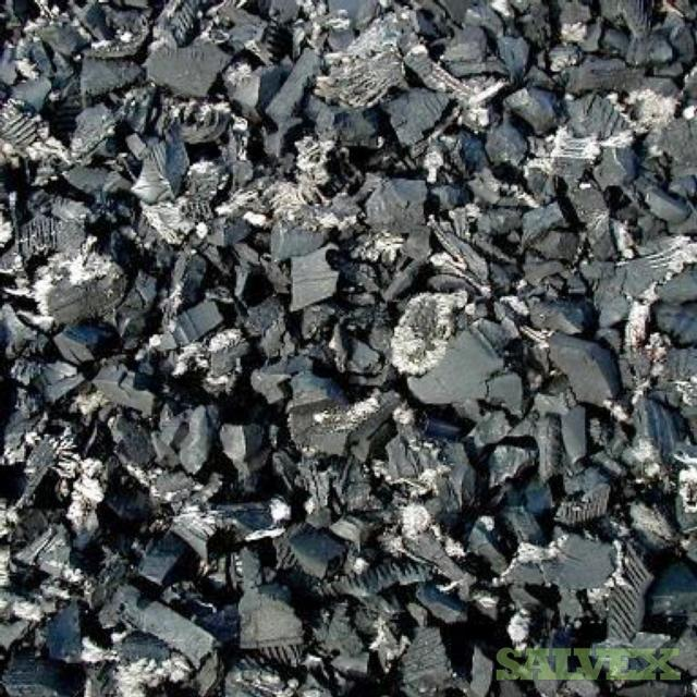 Tire Chips (500 Tons)