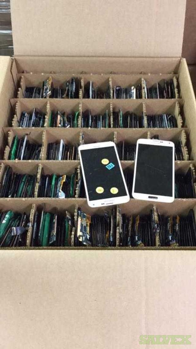 Samsung Mobile Phone LCD Screen