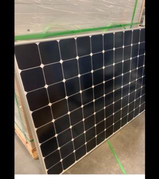 Ja Solar Mono Crystalline 375 Watt Solar Panels 648