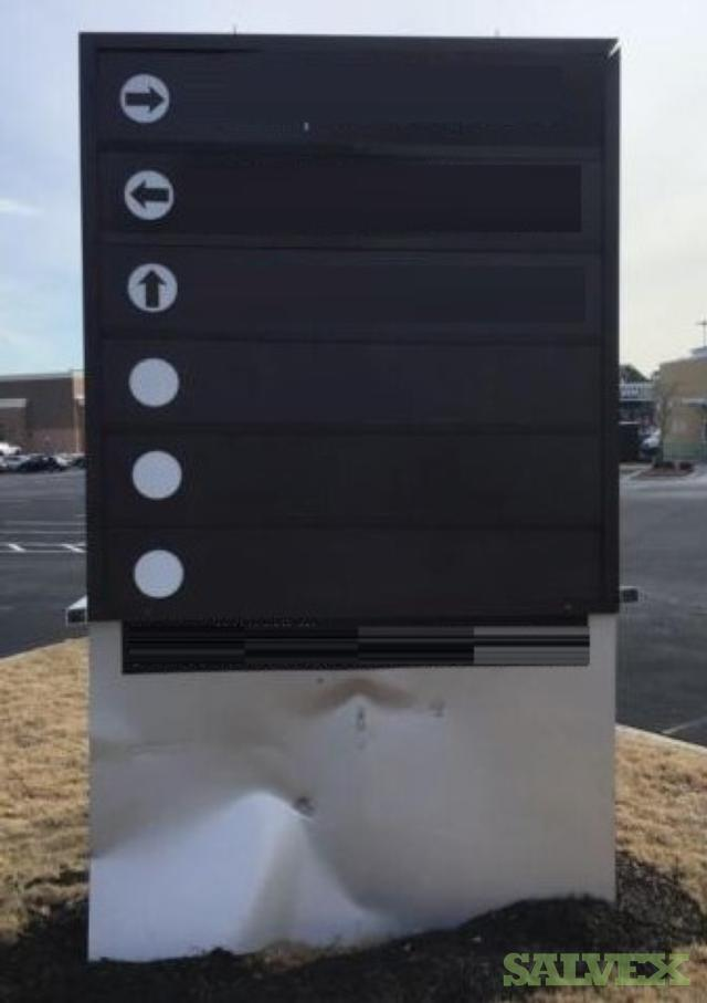 Damaged Commercial Sign (BRP)