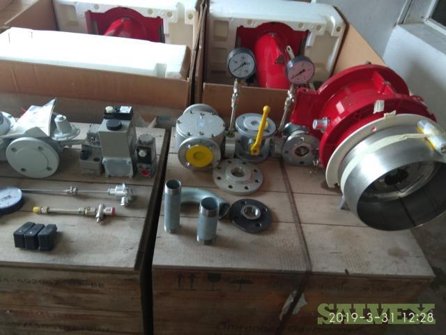 Weishaupt Gas Burner G9/1-D ZMD NEW. 500-3.600 KW GAS