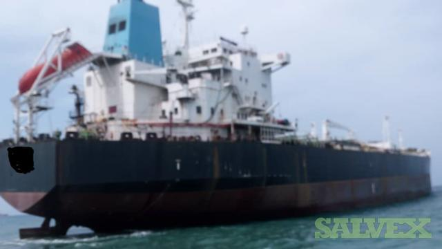 Scrap Vessel:  9700Tons Lightweight