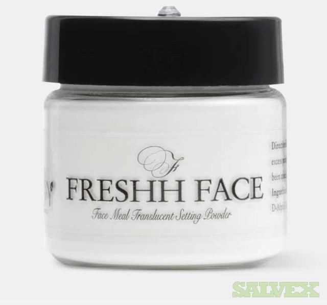Freshh Face Meal Translucent Setting Powder Cosmetics - Finished Products (24,000 Jars)