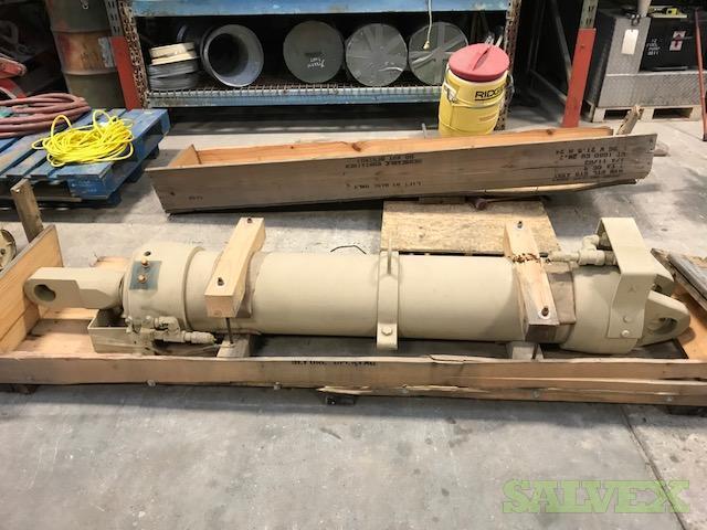 Hydraulic Cylinders: 86 Military Surplus, Rebuilt (24 Units)