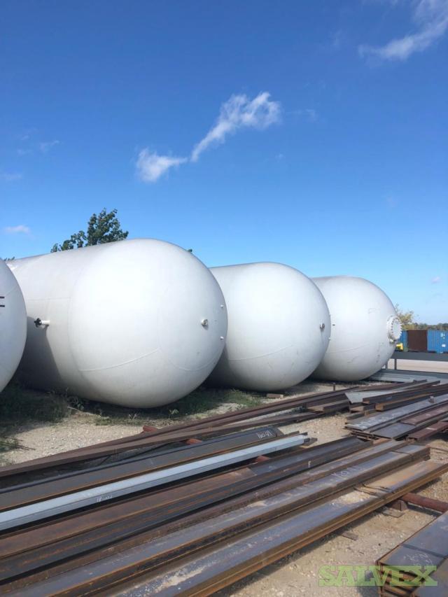 Trinity 90,000 Gallon NGL Storage Tanks