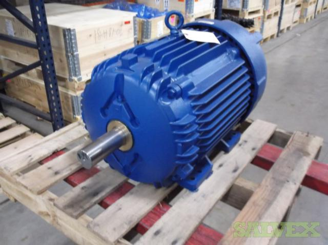 Baldor Electric Motors 20HP (3 Units)