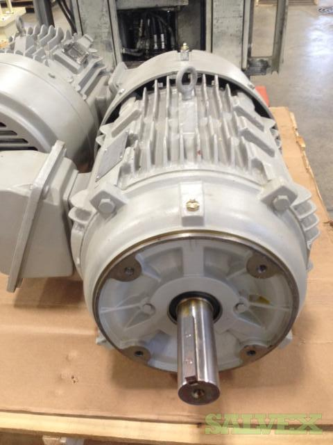 Siemens Electric Motors 30Hp (4 Units)