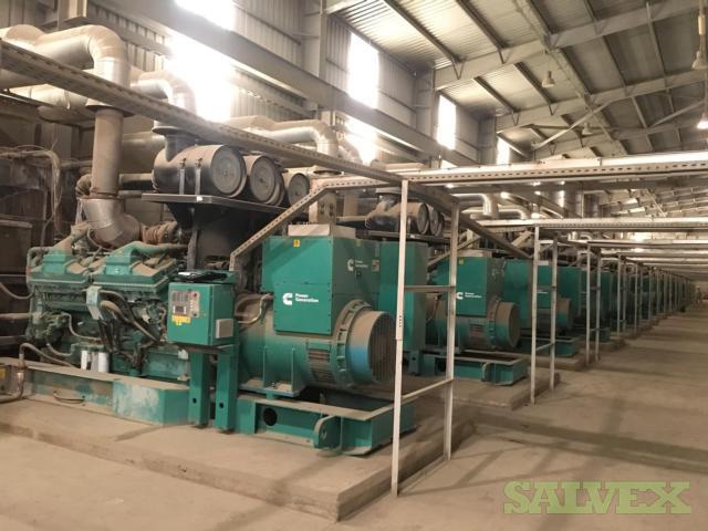 Cummins  Power Station 50MW