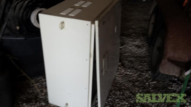Electric boxes 3 phase 480 Volts
