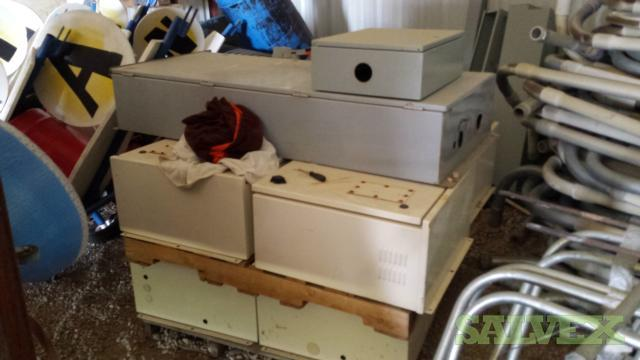 Eletric Boxes 3 Phase 480 Volts