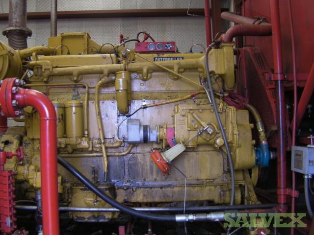 Ariel Compressor with Caterpillar Engine