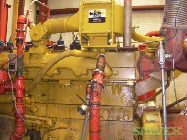 Ingersoll Rand Ariel Compressor with Caterpillar Engine