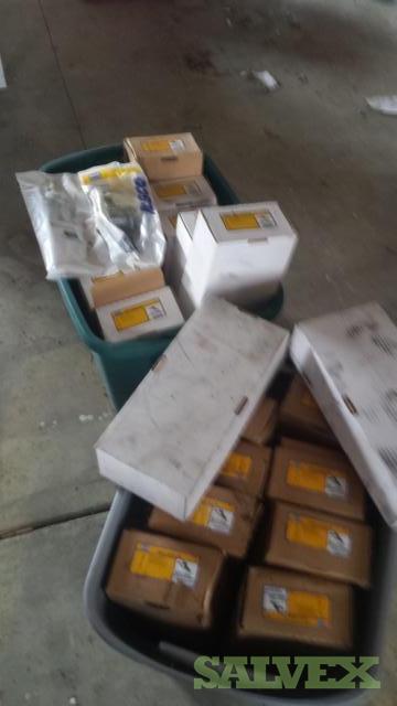boxes of splice kits