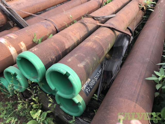 7 32# P110ICY TSH W523 DPLS Surplus Casing (5,278 Feet / 77 Metric Tons)