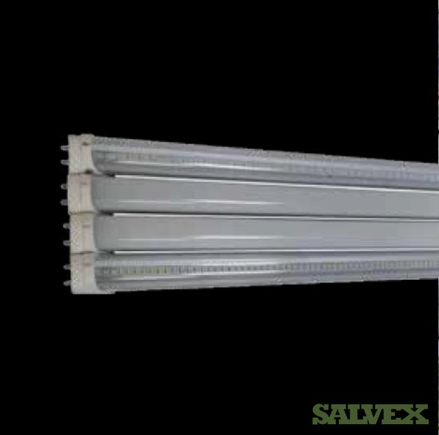 Aura Superlux US Ext, 18w/4ft, 40k, Frosted, Two End Power, Non-Dimmable T8 Retrofit Led Lights (10, 500 Units)
