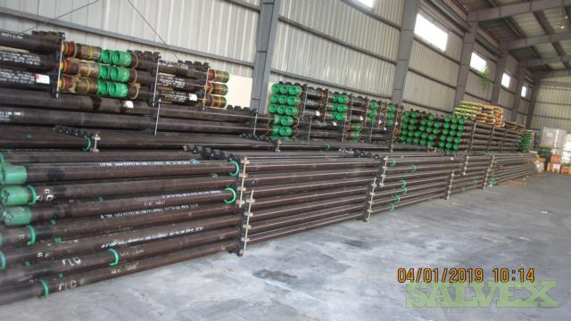 4 1/2 12.60# L80 JFE Bear R2 Surplus Tubing (780 Feet)