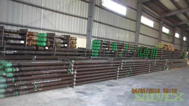 3 1/2 9.20# 13CR80 TSH Blue R3 Surplus Tubing (4,600 Feet)