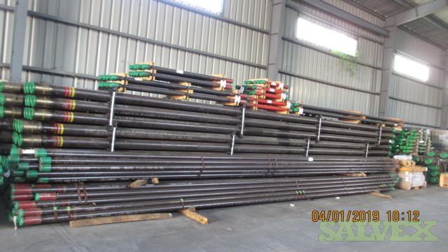 3 1/2 9.20# 1CR-L80 TSH Blue R2 Surplus Tubing (2,671 Feet / 11 Metric Tons)