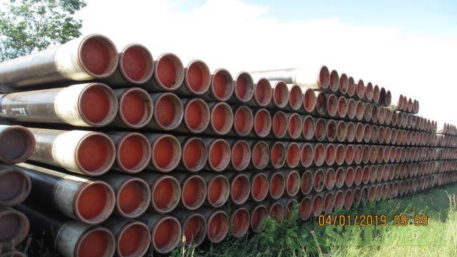13 5/8 88.2# P110 VAM TOP R3 Surplus Casing (10,462 Feet)