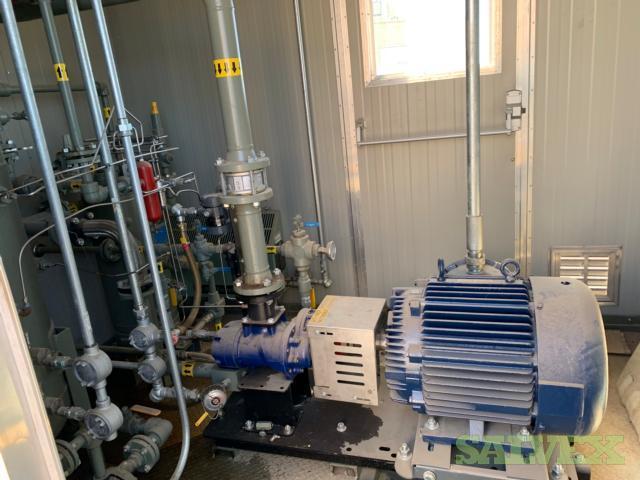Natco Vertical HT Separators 75 PSI (4 Units) - Brand Unconfirmed for 3 Units