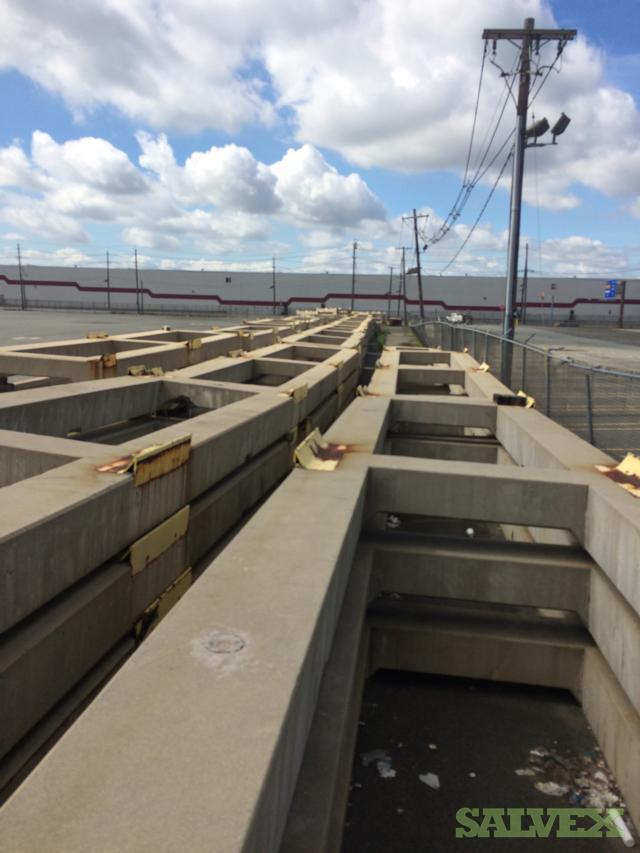 Concrete Pedestals (VACIS) - 151 Units