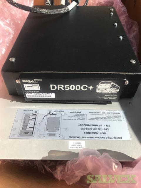 Digital Recording Transit DC500 GPS Panel Assembly -9 Units
