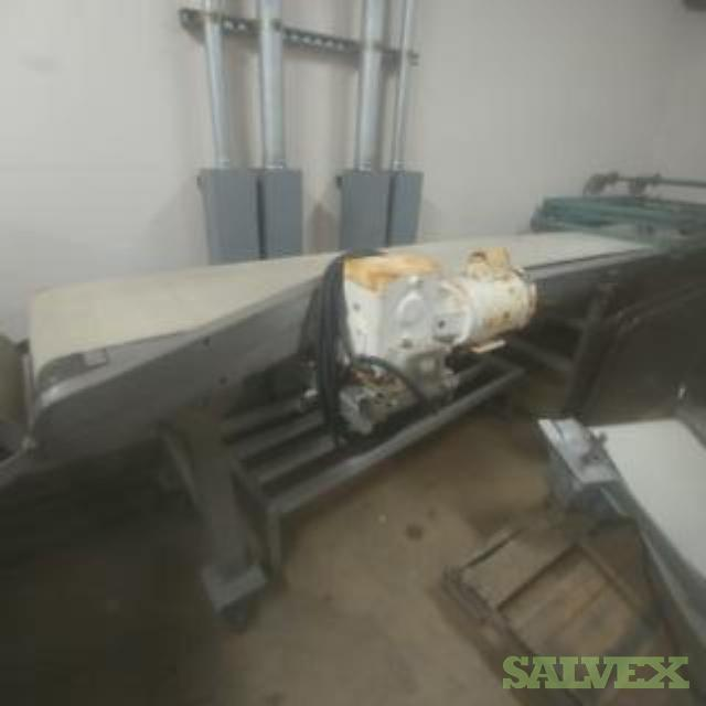 Conveyor Belt System Sections (2 Units)