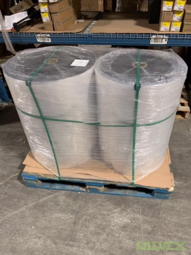 (Polyethelene Terephthalate) PET Rolls 3 mil (75 microns)  (50 Rolls - 25,772 lbs.) in Toronto, Canada