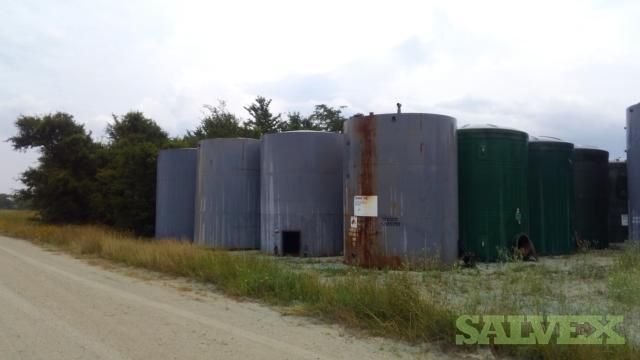 Storage Tanks 300-BBL (13 Units)