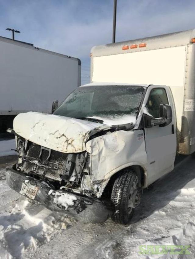 Chevrolet 3500 Parcel Van 2012  (1 Unit)