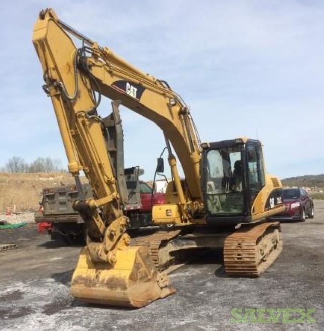 Caterpillar 315C Hydraulic Excavator 2006 (277-022407)