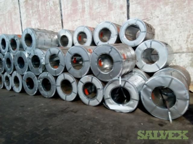 Galvanized Steel Sheets (405 MT)