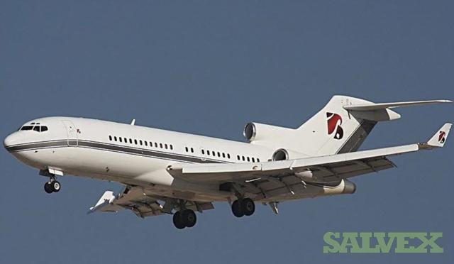 1966 Boeing 727-76 - VIP Configuration Aircraft (with Pratt & Whitney Engines)