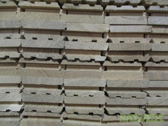 Hard Wood Flooring 49,000sf -58 Pallets /3 Loads