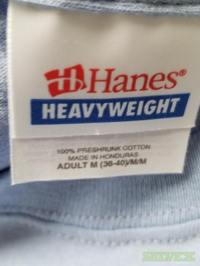 Hanes T-shirts -6,000 Units