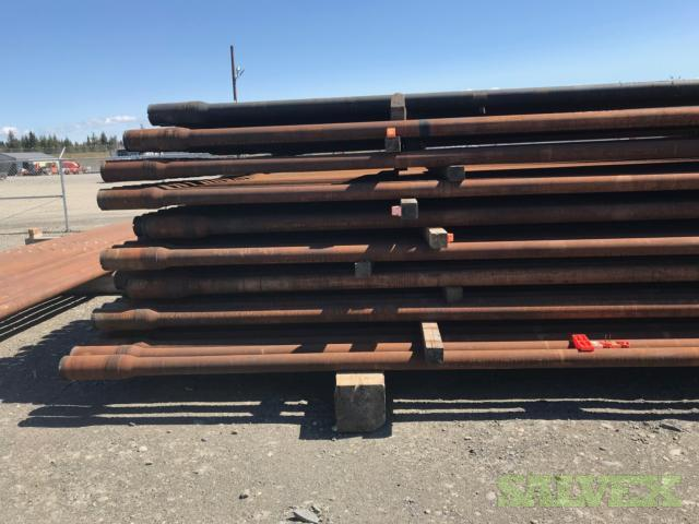 4 1/2 16.6# XT-46 Used Drill Pipe (13,104 Feet)