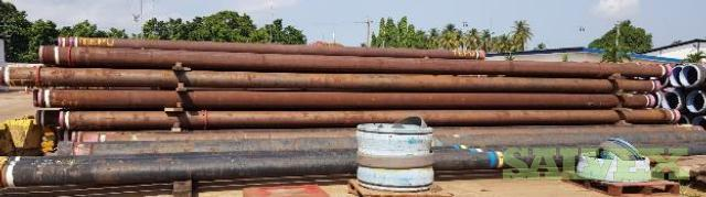11 3/4 47# L80 VAM FJL R3 Surplus Casing (2,400 Feet / 51 Metric Tons)
