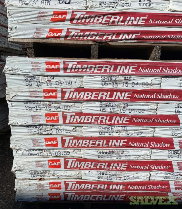 Gaf Timberline Natural Shadow Shakewood Roof Shingles A-Grade  (Truckload - 24,000 sqft)