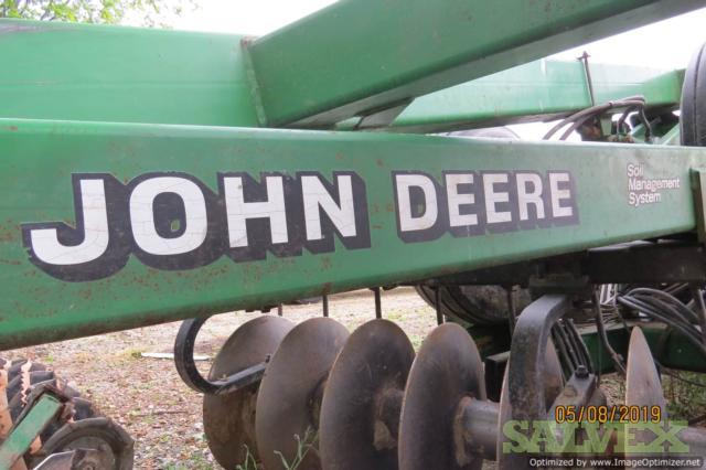 2004 John Deere 637 Disk (1 Unit)