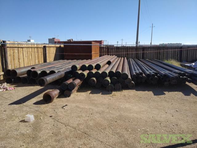 9 5/8 40# J55 STC R3 Surplus Casing (1,200 Feet / 22 Metric Tons)