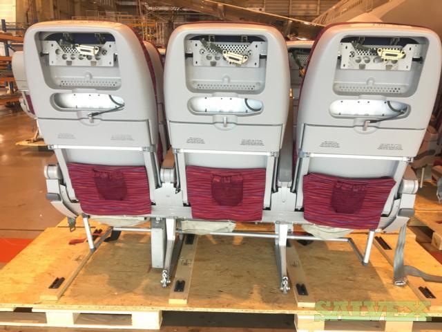 B777  EC CLASS SEATS