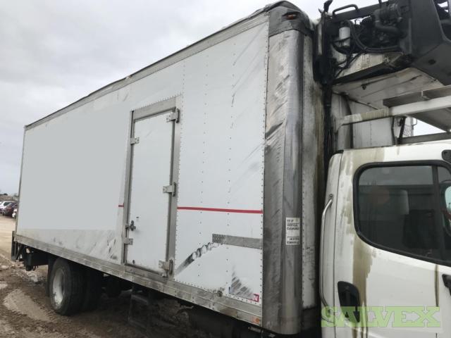 Freightliner M2 106 Reefer Truck 2012 (1 Unit)