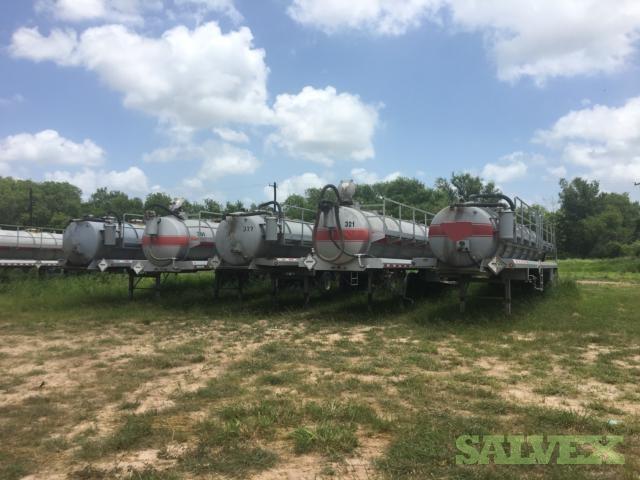 Dragon 2012 Steel Tanker Trailers: 130 Barrel Capacity (20 Units)