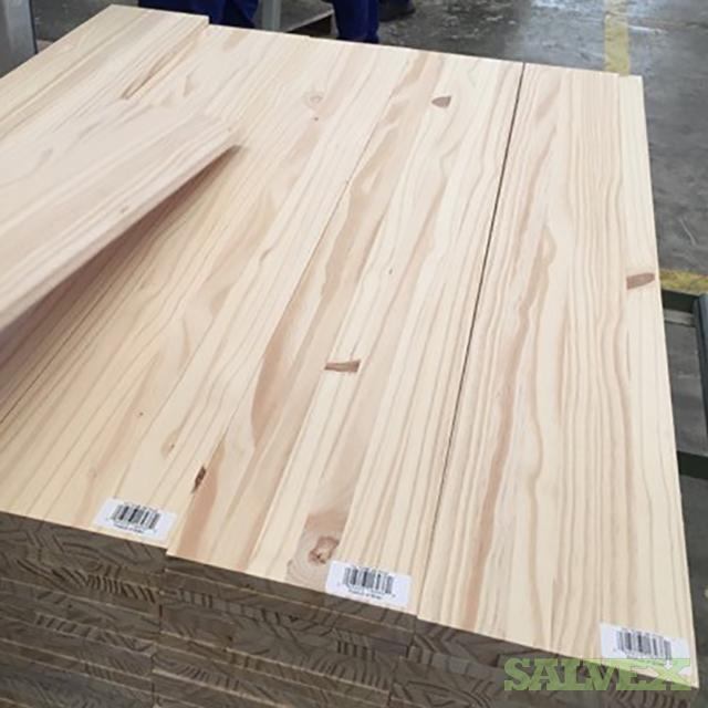 Laminated Pine Sheets (374 Pieces / 6,000 Lbs Approximately)