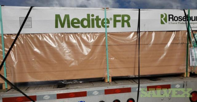 Medite FR Plywood Lumber (4,800 Square Feet)