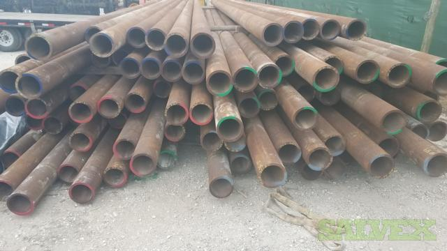 7.886 55.16# K55 R3 Surplus Casing (2,622 Feet)