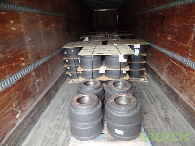 Meritor Commercial Tractor/Trailer Brake Drums -264 Units