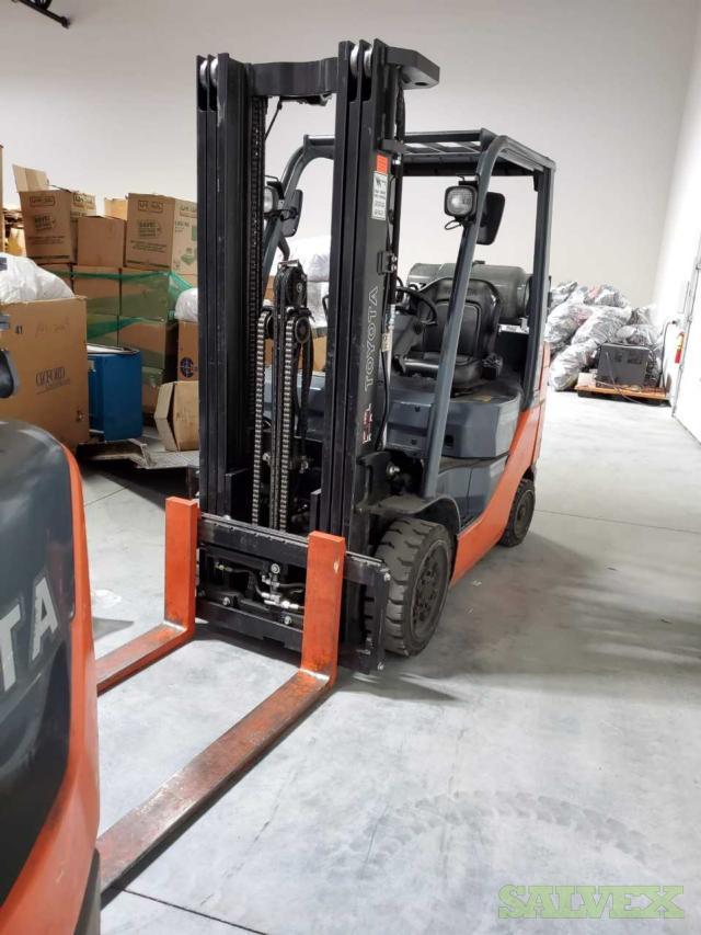 Toyota Forklift 5,000 lb