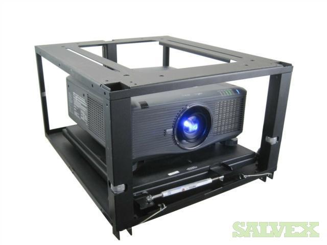 NEC NP-PX750U 7500-Lumen Professional DLP Projectors with Lenses -18 Units